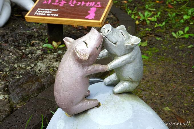 安心してください。動物たちも愛し合ってます
