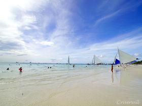 世界が恋するビーチ!フィリピン・ボラカイ島でアイランドホッピング