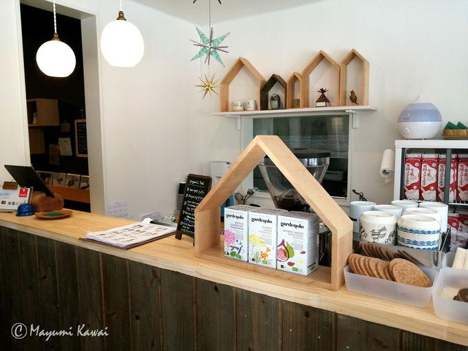 野鳥観察しながらお茶!「ザ・バードウォッチングカフェ」