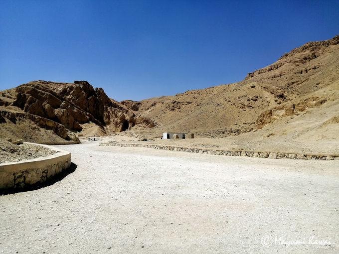 王妃の谷で見学可能な他の墓
