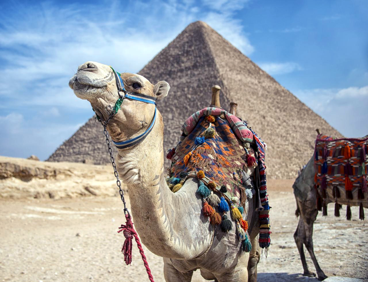 ギザの三大ピラミッドとは