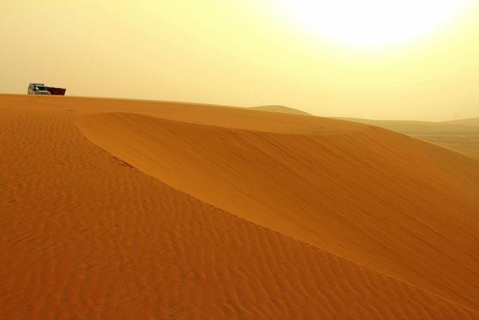 エジプトのサハラ、「西方砂漠」とは