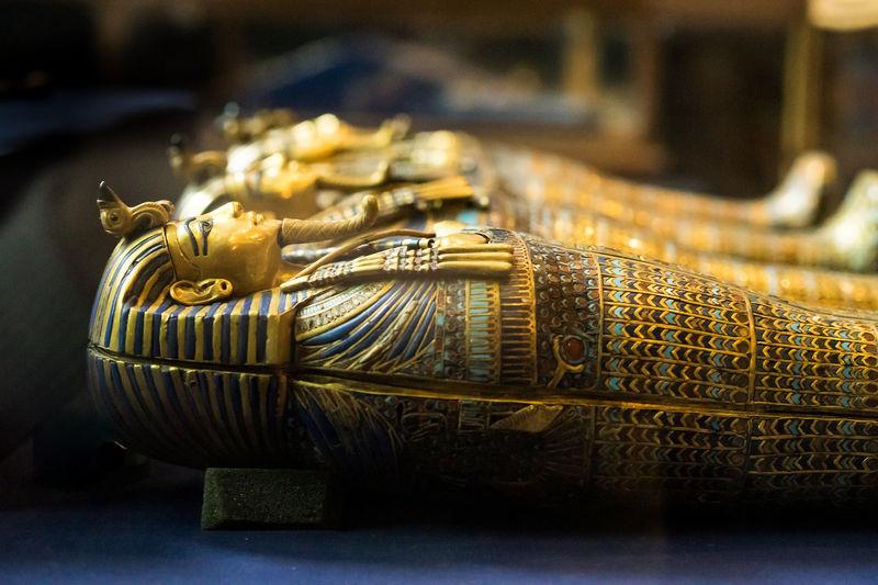 古代歴史ロマン!カイロ・エジプト考古学博物館で妄想トリップ