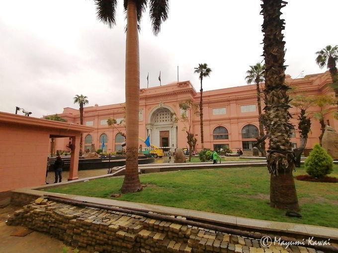 カイロのエジプト考古学博物館とは