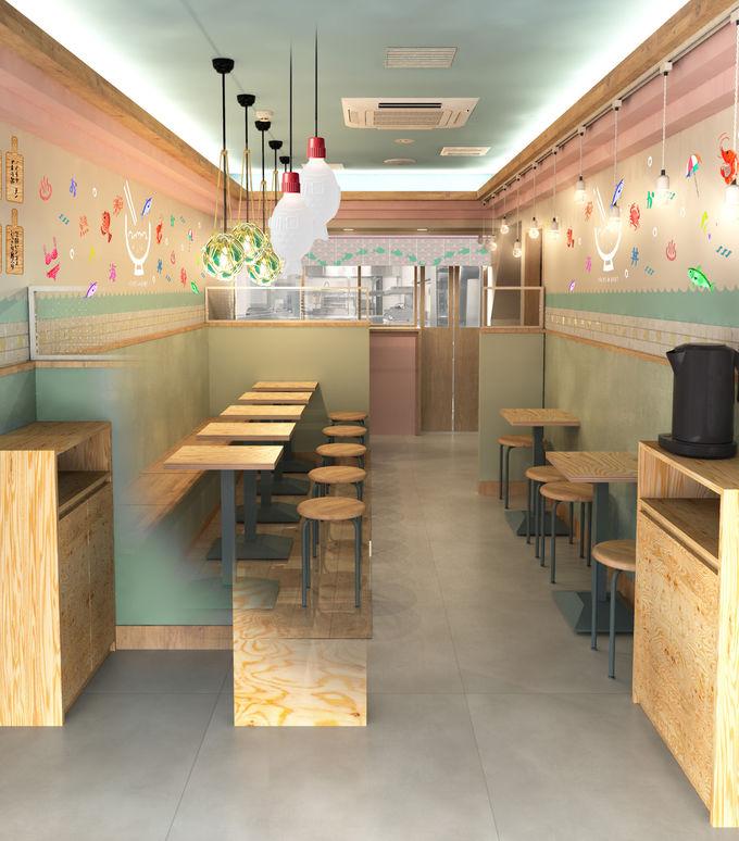 海鮮丼専門店「熱海駅前・おさかな丼屋」オープン