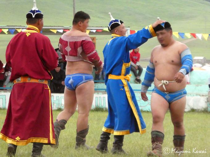 男たちの誇りと栄誉を賭けた熱き闘い「相撲」