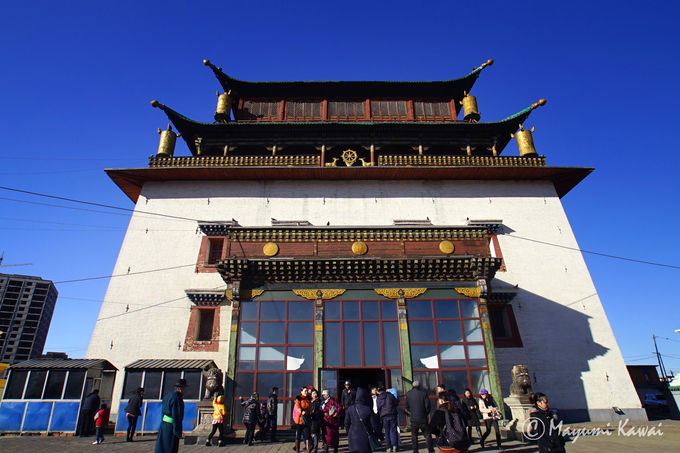 モンゴルの首都ウランバートルとは