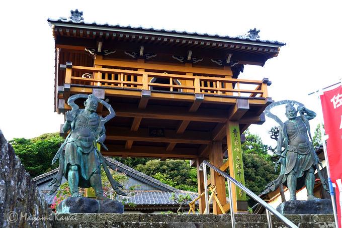 その2:総源寺前の展望台