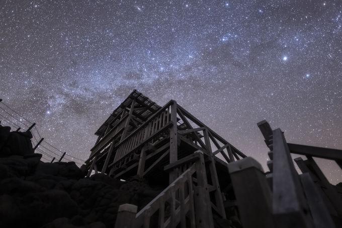 これが「星空保護区」の真骨頂!圧倒的な満天プラネタリウム