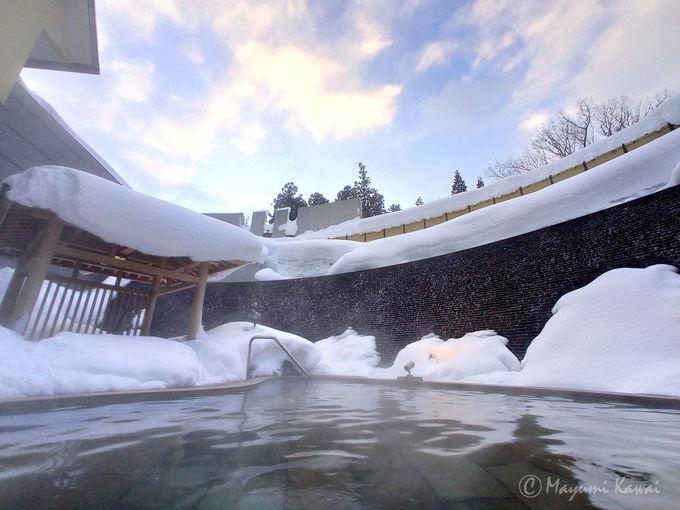 最後は天然温泉「星空温泉」とご当地グルメを楽しもう