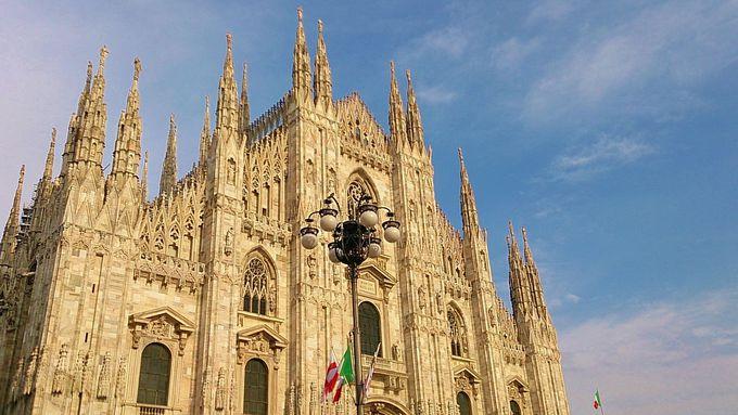 初めてのイタリア旅、あなたが選ぶ観光エリアは?