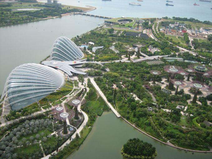 シンガポール旅行に必要な費用