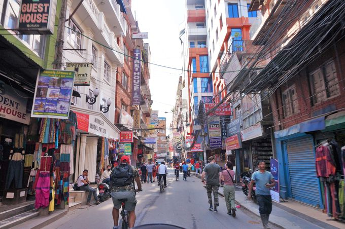 ネパールの気候は大きく分けて2つ