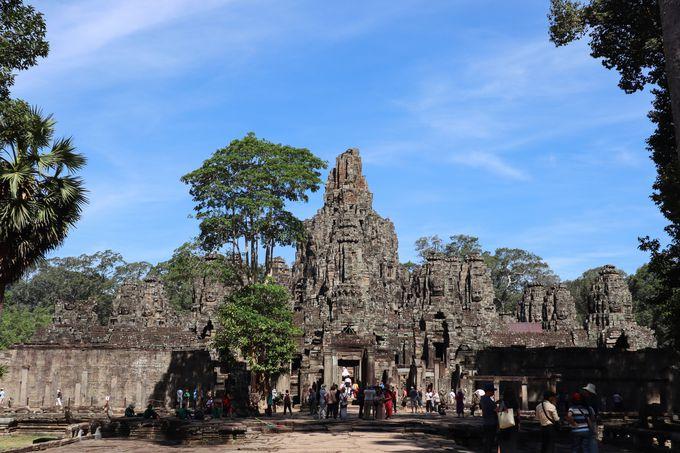 4日間のカンボジア旅行のモデルプランと予算
