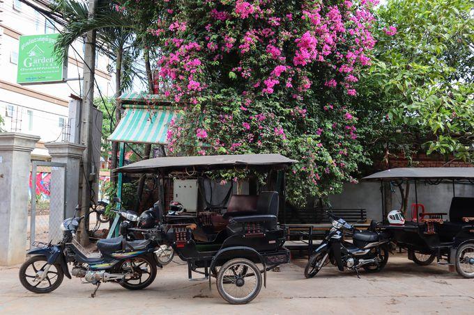 カンボジアの物価はどのくらい?