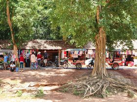 カンボジア旅行のベストシーズンはこの時期!ぴったりな服装もご紹介