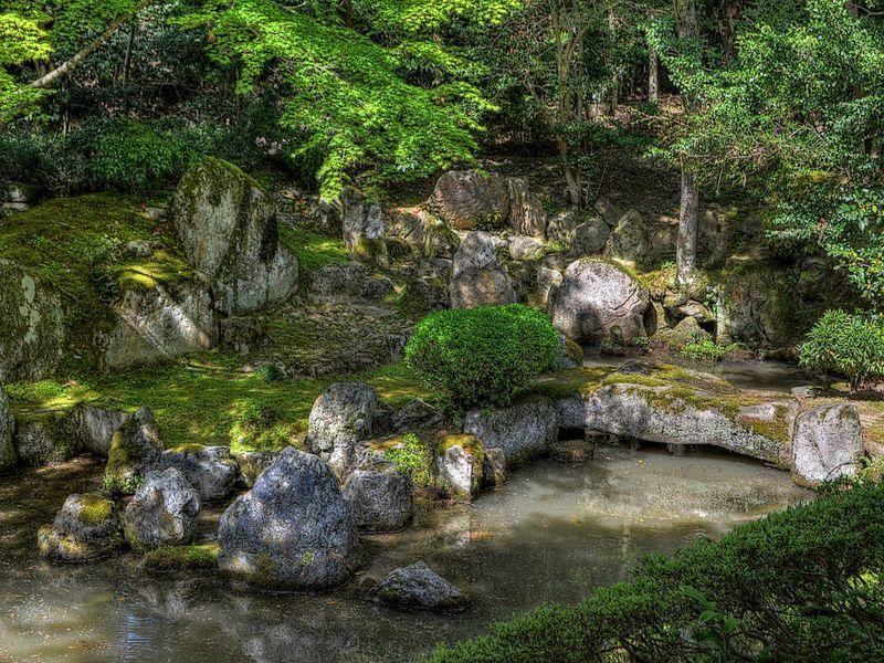 日本庭園の基礎知識 まずは形式・分類を覚えよう 〜 「○○式庭園」って何?