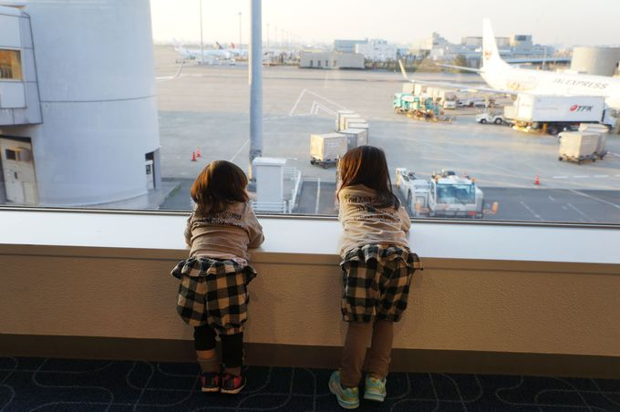 航空券の料金による年齢区分は3種類