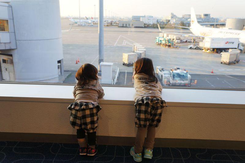 飛行機で家族旅行!国内線の航空券の子供運賃は何歳から何歳まで?