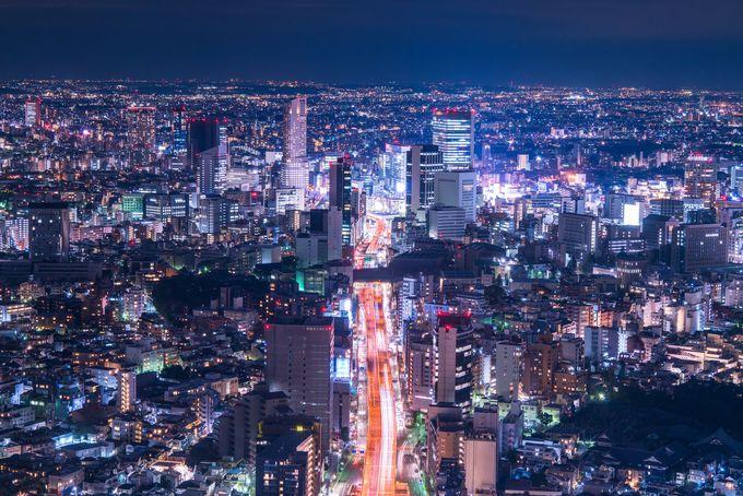 東京からユニバーサル・スタジオ・ジャパンに行く場合