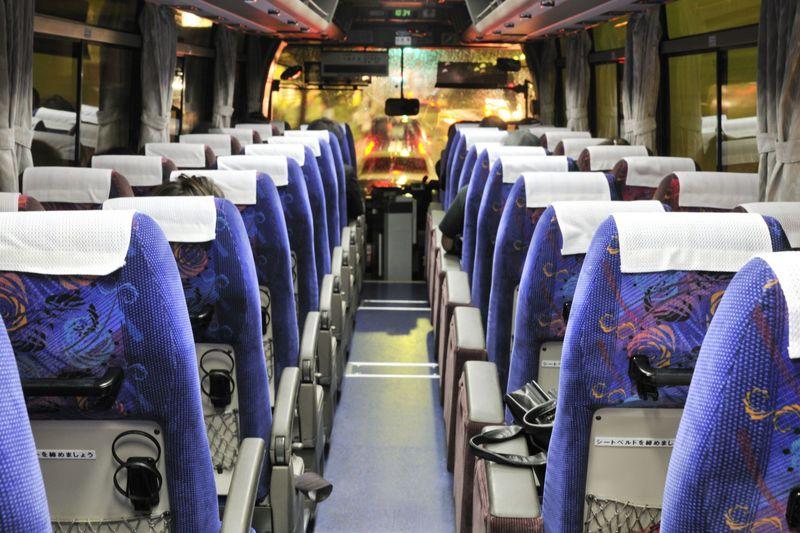 電車や新幹線よりこんなに安い!夜行バスツアーでテーマパークに行こう