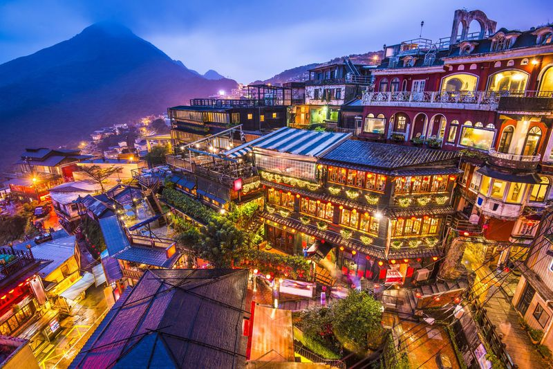 個人 ガイド 台湾