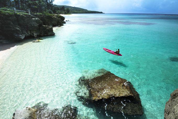 サイパンを拠点に旅する北マリアナ諸島