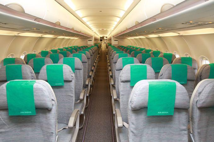 荷物の預け入れと座席指定は有料?