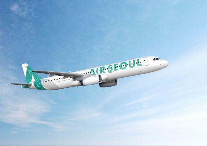成田や関空、長崎とソウルを結ぶ航空会社