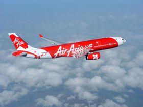 エアアジアXはハワイまで直行便を運航!機内食も充実