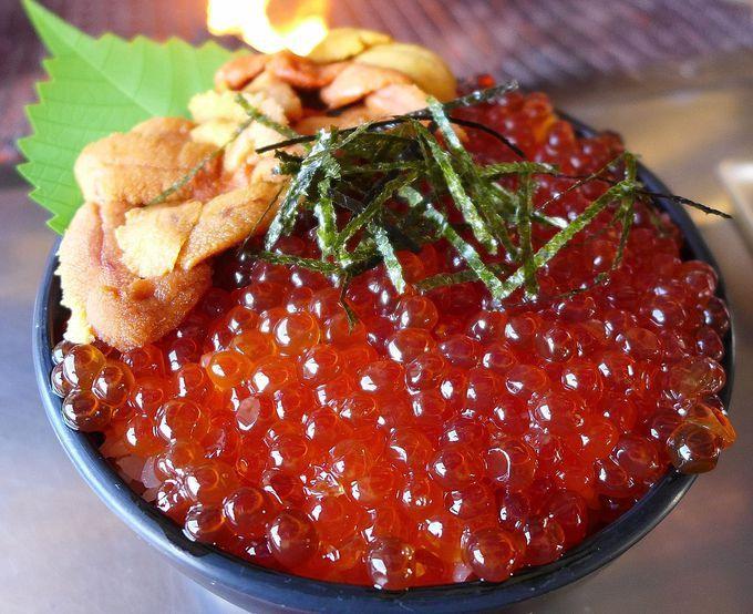 舌の肥えた北海道の人も唸る美味の数々!