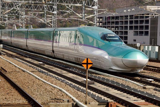 函館といえば北海道新幹線、ツアーで片道乗りませんか?