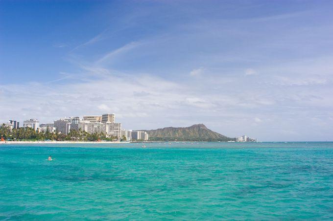 ハワイ行き航空券が高い時期はいつ?