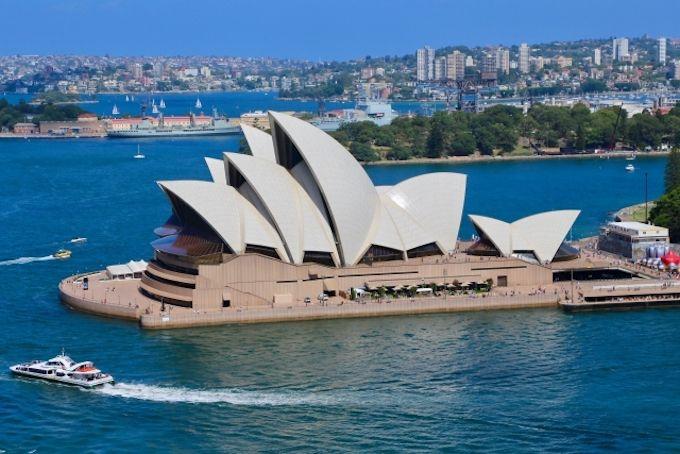 オーストラリア行き航空券が高い時期は?