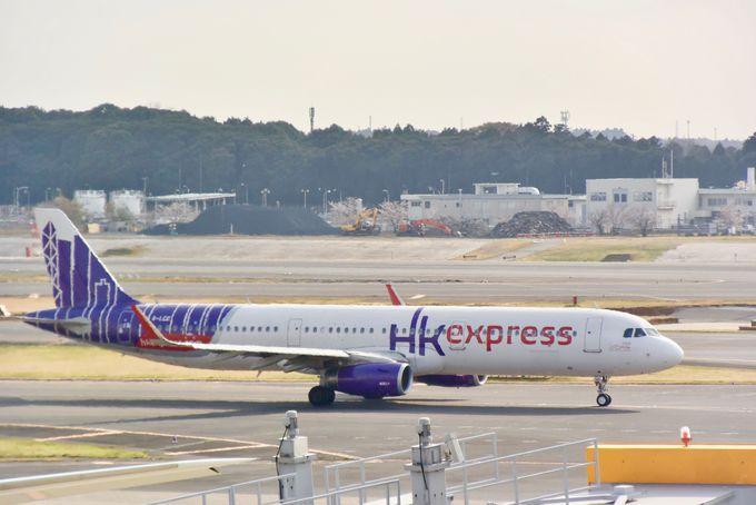 香港行き航空券が安い時期はいつ?