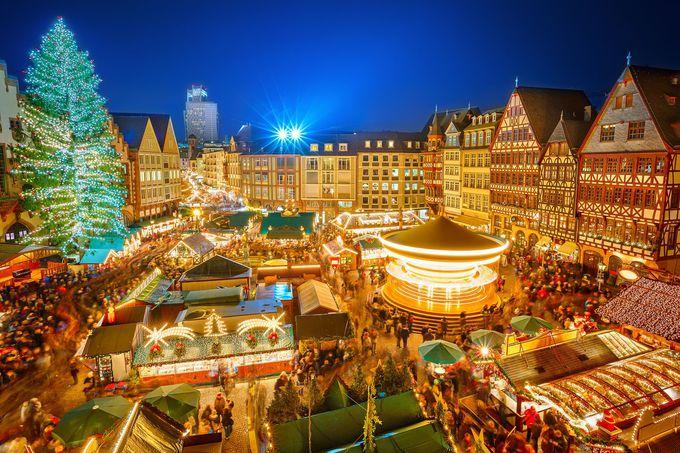 ドイツ旅行の高い時期・安い時期
