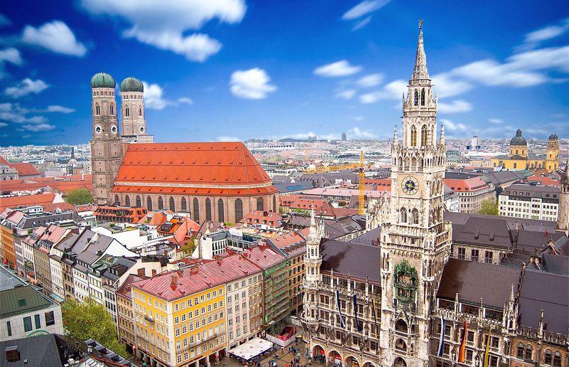 1週間のドイツ旅行にかかる予算を徹底調査!滞在費・節約方法など