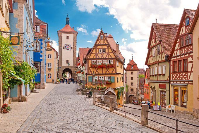 ドイツで訪れたい観光スポット