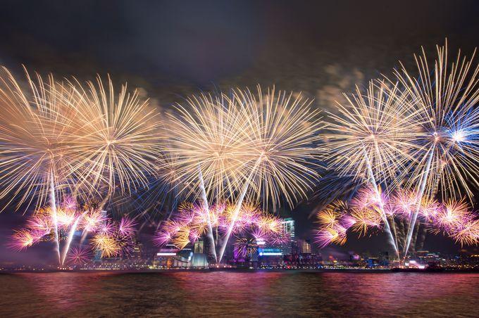 気になる香港のベストシーズンは?
