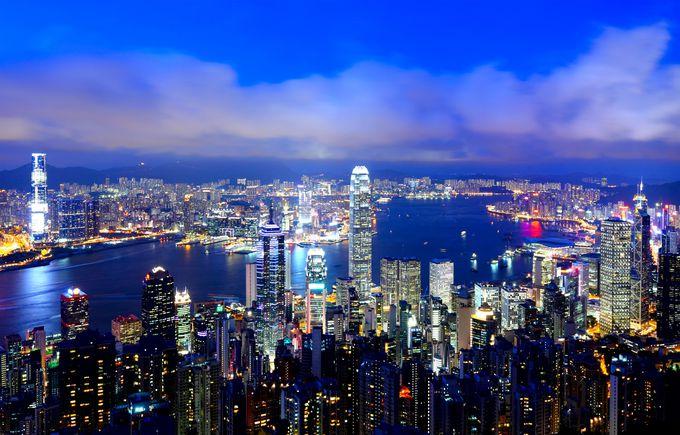 香港で訪れたい観光スポット