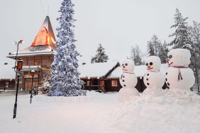 気になるフィンランドのベストシーズン、服装は?