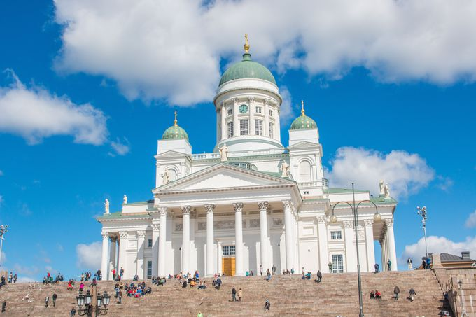 フィンランドで訪れたい観光スポット