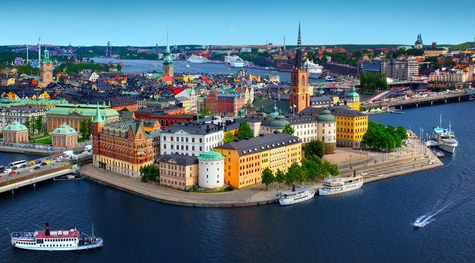北欧旅行で訪れたい観光スポット