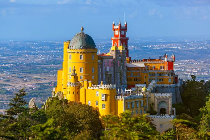ポルトガル旅行で訪れたい観光スポット