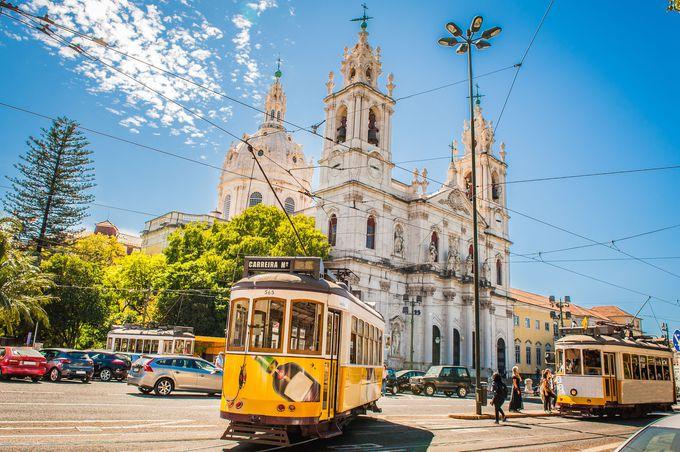 ポルトガル旅行はパッケージツアーがお得!