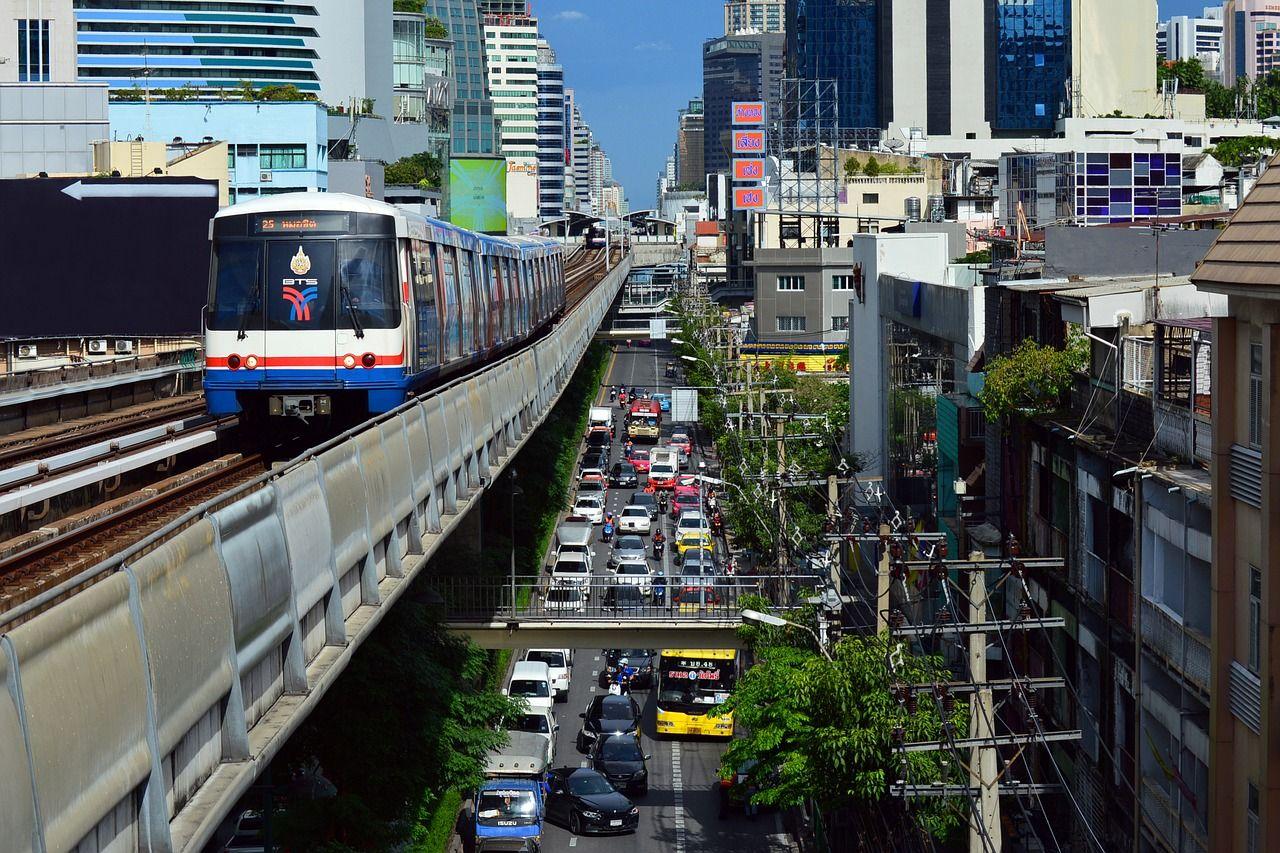 バンコクの主要エリア、ホテルの特徴
