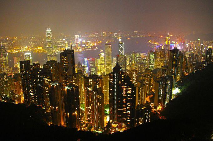 九フン観光にプラスα、経由便を利用して香港観光も楽しもう