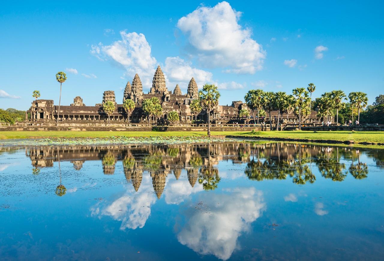 アライバルビザの取得方法:カンボジア