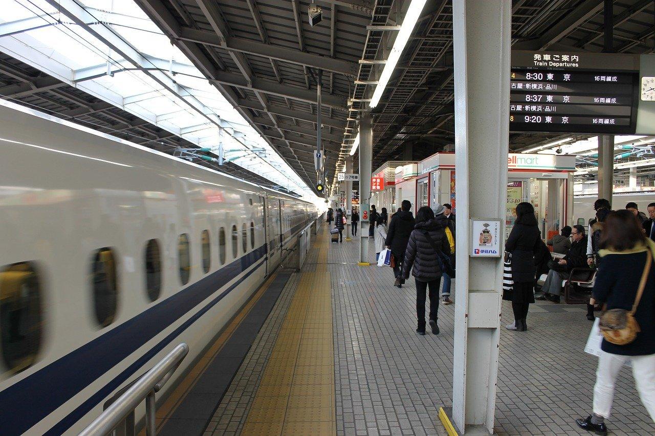 料金と所要時間:東京〜大阪を新幹線で移動