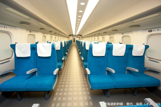 新幹線に持ち込める荷物のサイズ、ご存知ですか?